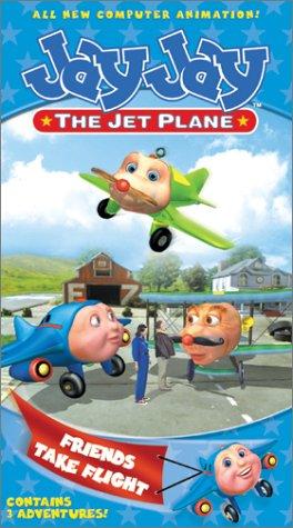 Jay Jay the Jet Plane - Friends Take Flight [VHS]
