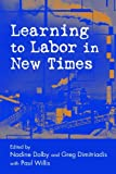 img - for Learning to Labor in New Times (Critical Social Thought) book / textbook / text book