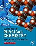 Elements of Physical Chemistry (0199271836) by Julio De Paula