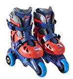 Ultimate Spiderman Convertible 2-in-1 Kids Skate, Junior Size 6-9