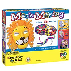 Creativity for Kids Mask Making