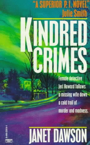 Kindred Crimes, Janet Dawson