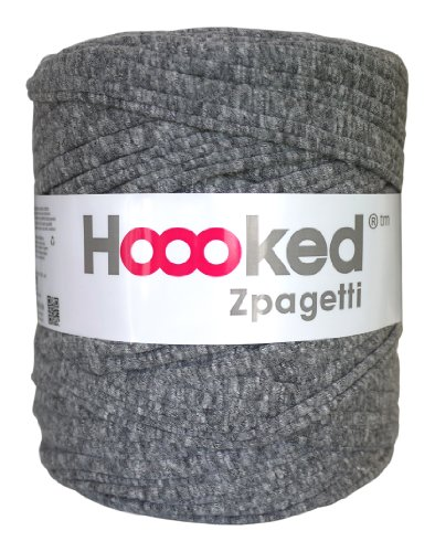 Grey cloth tore Zupagetti 800 for hand-knitted cotton DMC Hooked Zpagetti # (japan import)
