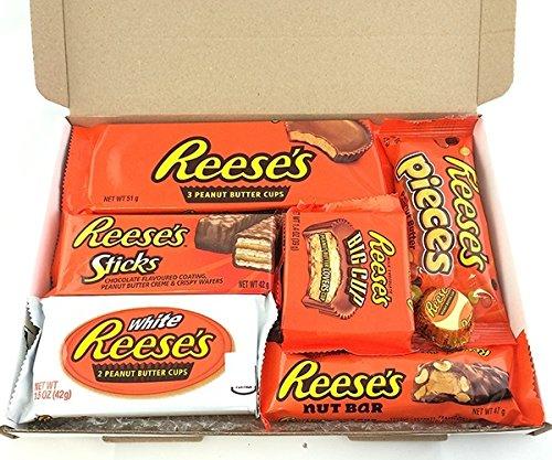 heavenly-sweets-amerikanischer-reeses-schokolade-geschenkkorb-small-weisse-schachtel