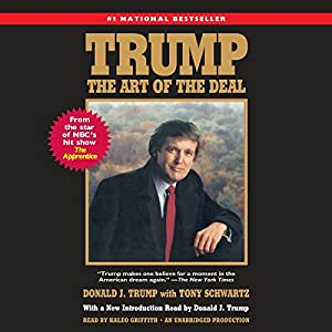 Trump: The Art of the Deal Audiobook