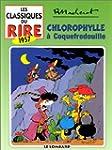 Chlorophylle � Coquefredouille