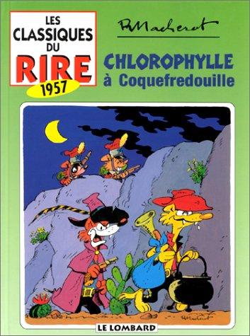Chlorophylle à Coquefredouille