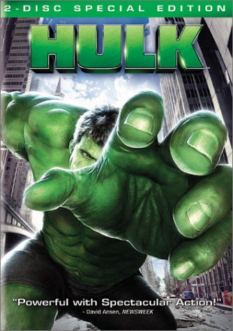 Hulk (Widescreen 2-Disc Special Edition)