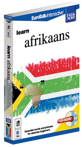 Talk Now Learn Afrikaans - Beginning Level Old VersionB0000899LY