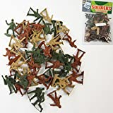 Pack of 50 Army Elite Forces Toy Plastic Soldiers Figures Toy Story