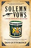 img - for Solemn Vows (Marc Edwards) book / textbook / text book
