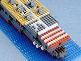 Nanoblock Technology NB-005 - Aircraft Carrier Akagi
