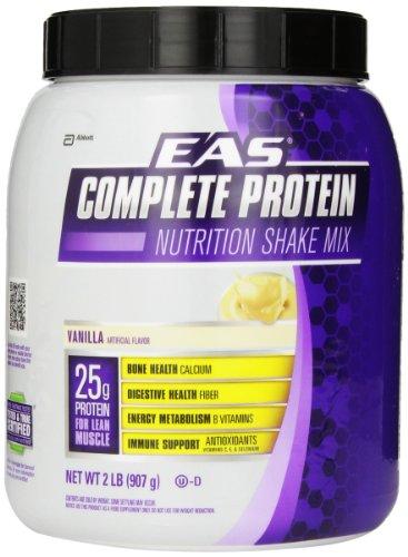 Eas Complete Protein Powder, Vanilla, 2 Pound