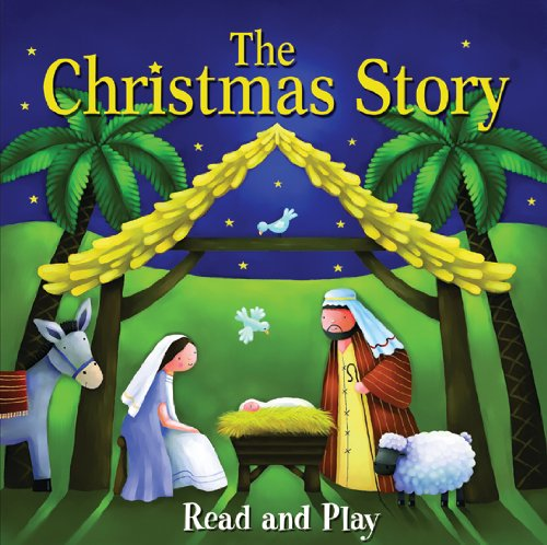 The Christmas Story (Candle Read and Play)