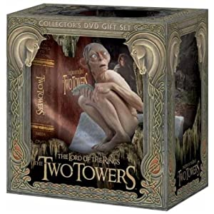 The Lord of the Rings: The Two Towers (Five Disc Collector's Box Set) [DVD] [2002]