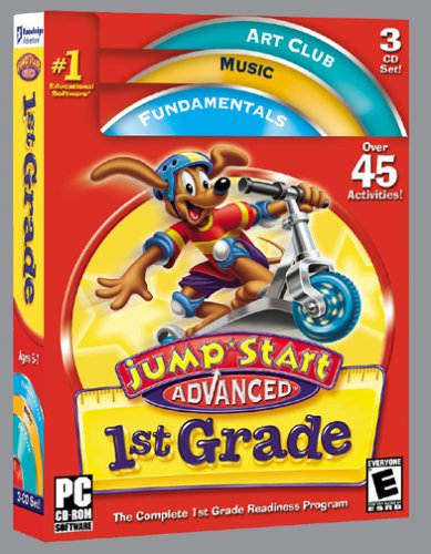 JumpStart Advanced 1st Grade OLD VERSIONB00008OE6P
