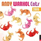 Andy Warhol Cats: 2005 Wall Calendar (0789311607) by Warhol, Andy