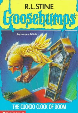 The Cuckoo Clock of Doom by R.L. Stine