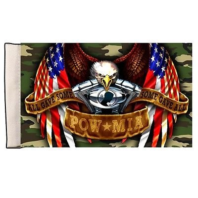 Eagle Double POW MIA USA 6