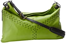 Hot Sale Oryany Handbags Natalie NA470 Cross Body,Lime,One Size