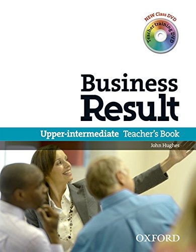 Business Result Upper-Intermediate: Teacher's Book and DVD Pack
