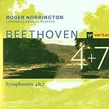 Beethoven: Symphonies Nos 4 & 7