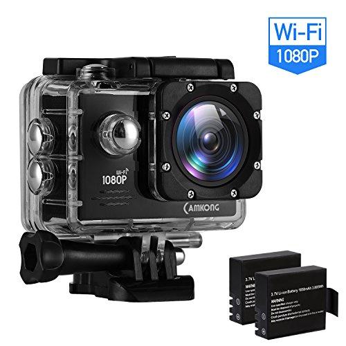 camkong action kamera wifi sport action camera helmkamera. Black Bedroom Furniture Sets. Home Design Ideas