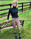 Ladies TuffRider Ribb LowRise Full Seat Riding Breech