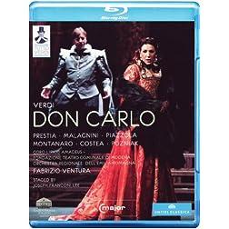 Don Carlo [Blu-ray]