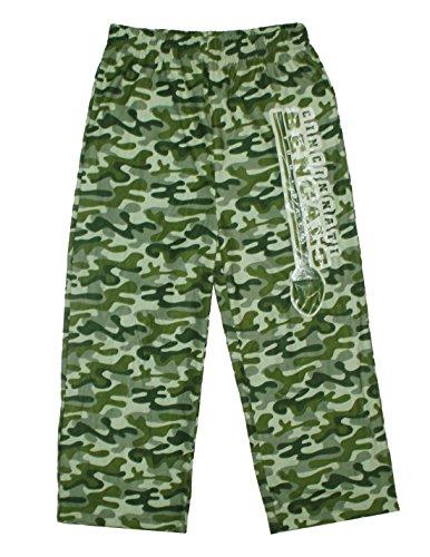 Nfl Cincinnati Bengals Boys Sleepwear / Pajama Pants 4-5 Camo