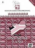 Ons Nuwe Land: Gr 1-3: Doen-En-Leer in Die Omgewing (Ons gee om)