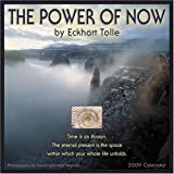Power of Now 2009 Wall Calendar