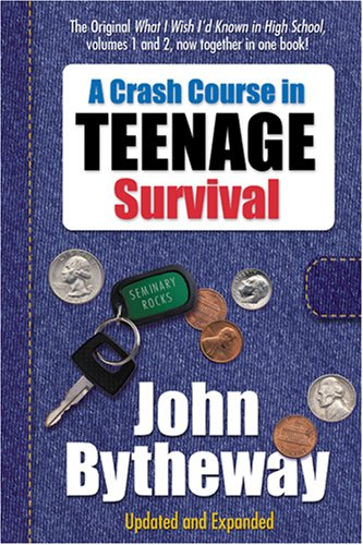 Image for Crash Course in Teenage Survival