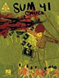 Various SUM 41 CHUCK GUITAR RECORDED VERSION GTR TAB BOOK