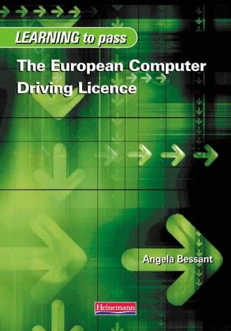 Learn to Pass the European Computer Driving Licence