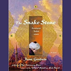 The Snake Stone: A Novel | [Jason Goodwin]