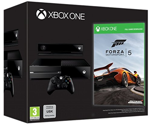Xbox One Konsole + Kinect inkl. Forza Motorsport 5 (DLC)