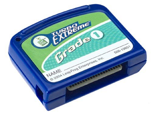 LeapFrog Turbo Extreme 1st Grade Math/Spelling Cartridge - Buy LeapFrog Turbo Extreme 1st Grade Math/Spelling Cartridge - Purchase LeapFrog Turbo Extreme 1st Grade Math/Spelling Cartridge (LeapFrog, Toys & Games,Categories,Electronics for Kids,Learning & Education,Toys)