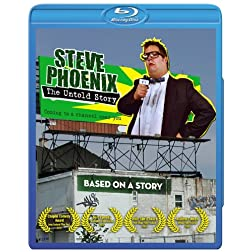 Steve Phoenix: The Untold Story [Blu-ray]