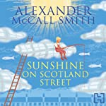 Sunshine on Scotland Street: 44 Scotland Street, Book 8 (       UNABRIDGED) by Alexander McCall Smith Narrated by David Rintoul