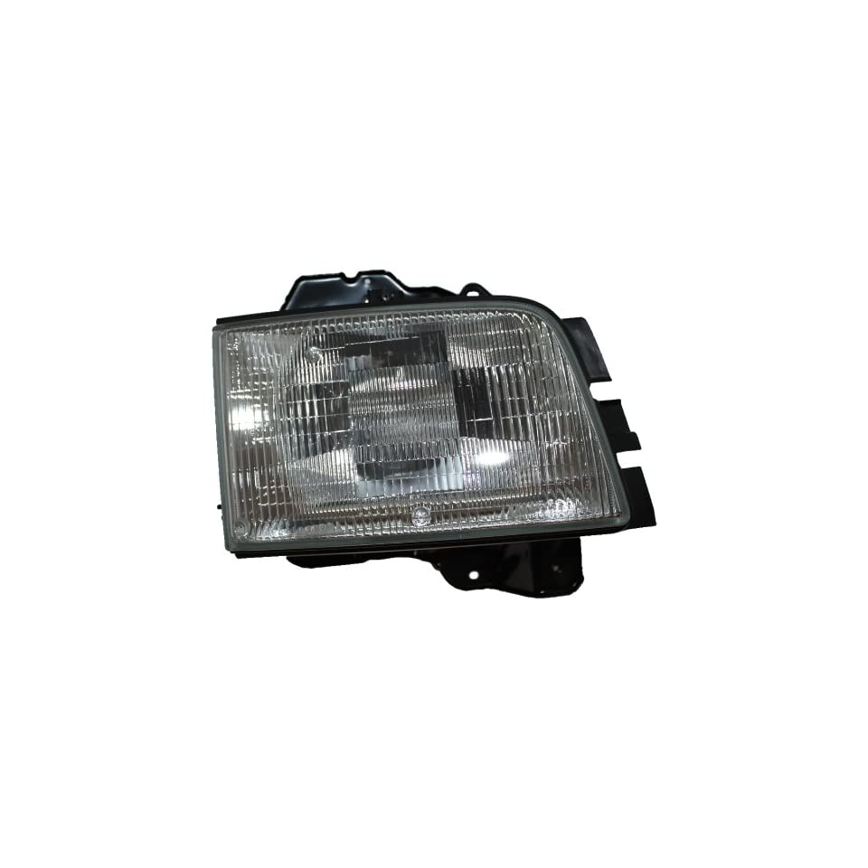 Genuine Isuzu Parts 8 97204 905 0 Passenger Side Replacement Head Light Assembly
