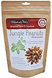 Wilderness Poets Organic Raw Heirloom Jungle Peanuts 8 Oz