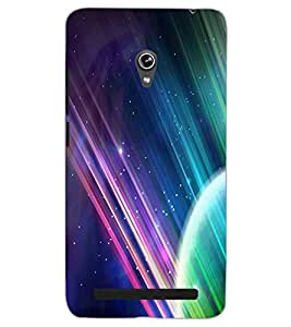 ASUS ZENFONE 6 A601CG GALAXY Back Cover by PRINTSWAG