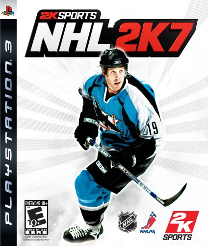 NHL 2K7 - Playstation 3 (Jewel case) - 1