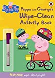 Peppa And George's Wipe-Clean Activity Book (Peppa Pig)