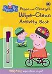 Peppa Pig: Peppa and George's Wipe-Cl...