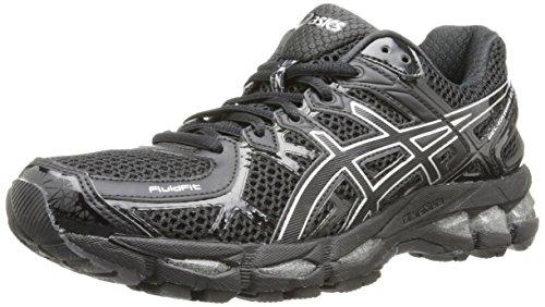 Asics - Frauen-Gel-Kayano 21 Schuhe, EUR: 35.5, Onyx/Black/Silver