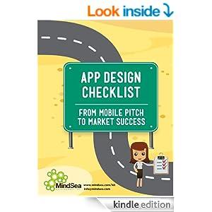 Amazoncom App Design Checklist eBook MindSea