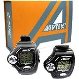 AGPtek Two-way Fashionable Wrist-operated Wristwatch Walkie Talkie Wrist Watch