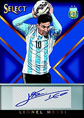 2015 Panini Select Soccer Pack (5 Cards, possible inserts, autographs, parallels, or memorabilia) (Release Date 11/11/15)